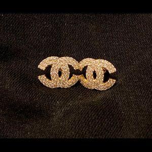 Jewelry - Diamond Chanel studs